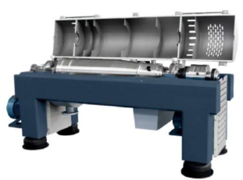 HDC series Decanter centrifuge